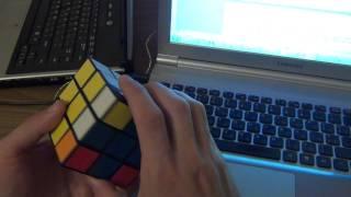 Алгоритм сборки кубика рубика для чайников. Урок 4.