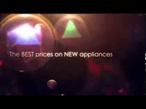 New appliances for sale in Las Vegas