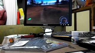 Motocross Madness Microsoft Windows 98se Gaming pc computer