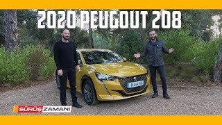 2020 Yeni 208 |  Tamamen Elektrikli Peugeot ile 340 Km