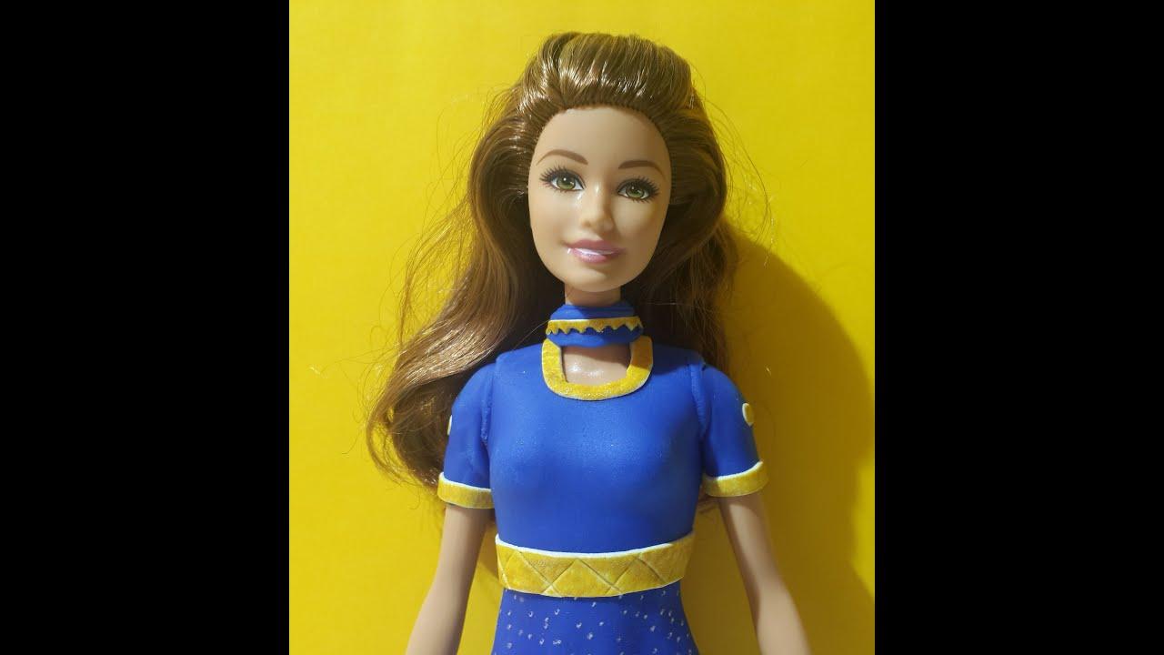Bir Garip Aşk Sanaya Irani (Khushi) Barbie kıyafeti (Play Doh)