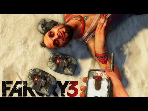 Far Cry 3 - Vaas e o C4