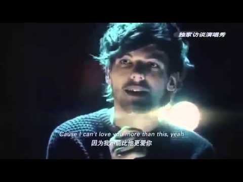 Live Aucoustic One Direction   More Than This Live HD 2014  Toyota