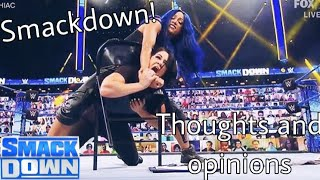 Smackdown thoughts and opinions   Princess Mella