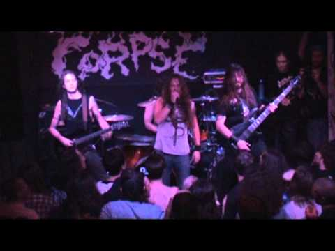 Cannabis Corpse - Live at Dusche 28.08.2011