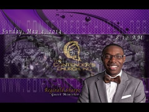 5 4 14 THE SIMBA SYNDROME with Minister Reginald W. Sharpe Jr.