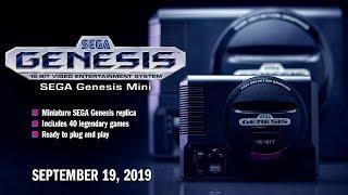 Sega Genesis Mini Update - NEW GAMES ANNOUNCED!