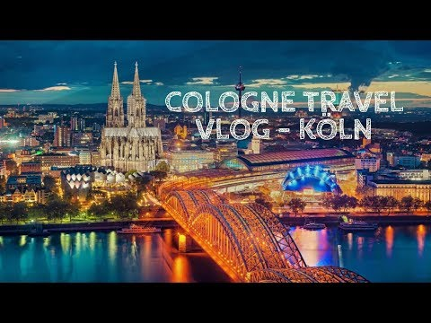 GERMANY - COLOGNE (KÖLN) TRAVEL VLOG - XMAS MARKETS - FOOD - BEER - SHOPPING - SIGHTS