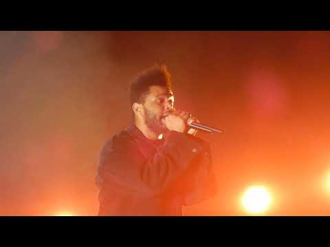 The Weeknd - Call Out My Name Live Emotional Performance (second Row Global Citizen Festival 2018)