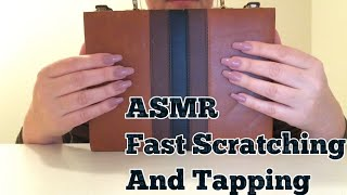ASMR Fast Aggressive Scratching And Tapping