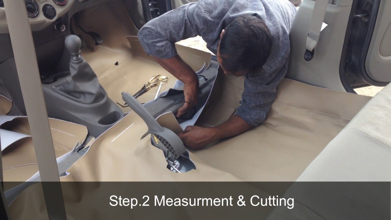 How to install leather flooring in car car floor for How to buy carpeting