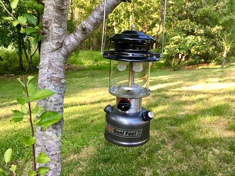 Should i buy a gas camping lantern or led camping lantern?