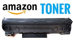 Best Cheap HP Laser Printer Toner Original Amazon Alternative LaserJet Pro P1102w Wireless