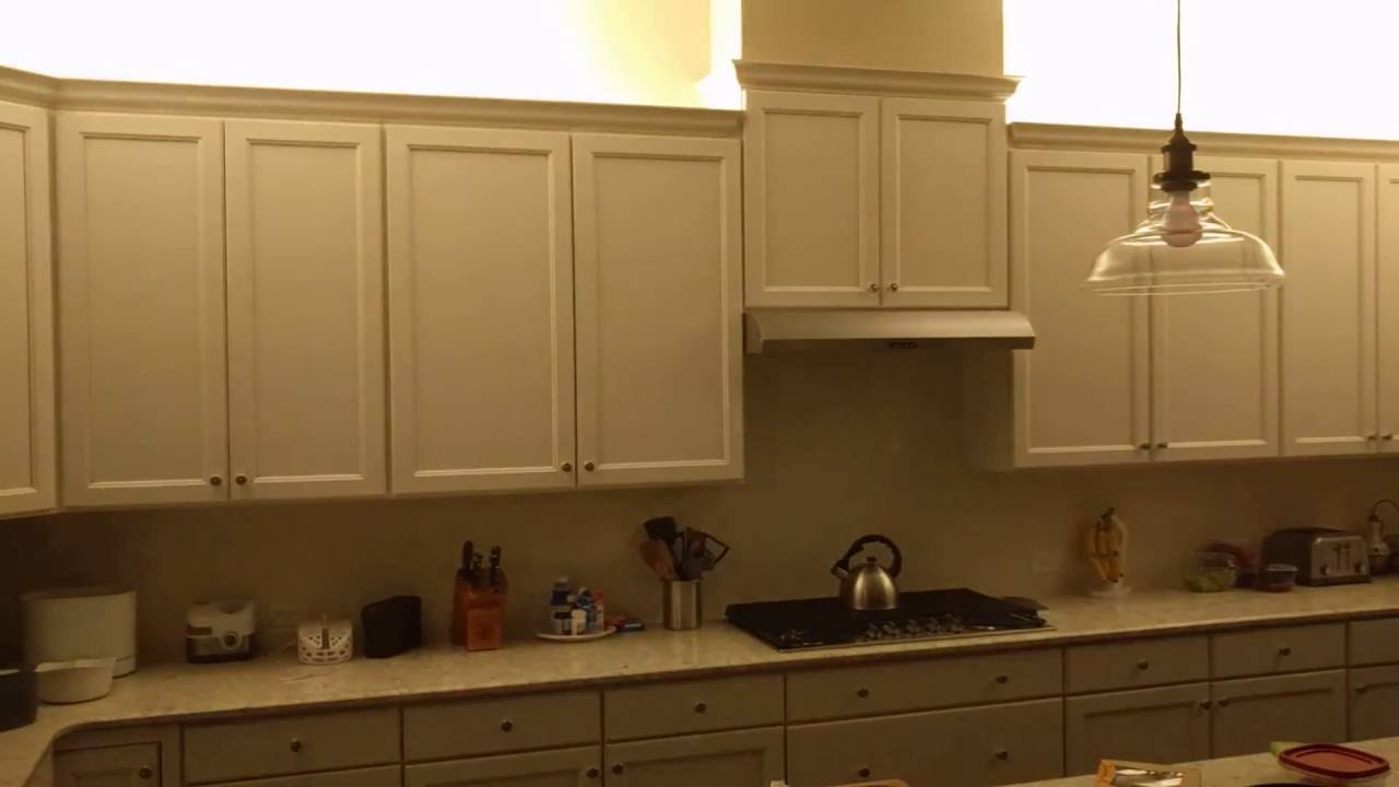 kitchen ambient lighting. Voice Controlled Ambient Lighting With Amazon Alexa Kitchen M