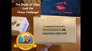 The Shack of Ellijay takes The Choco Challenge