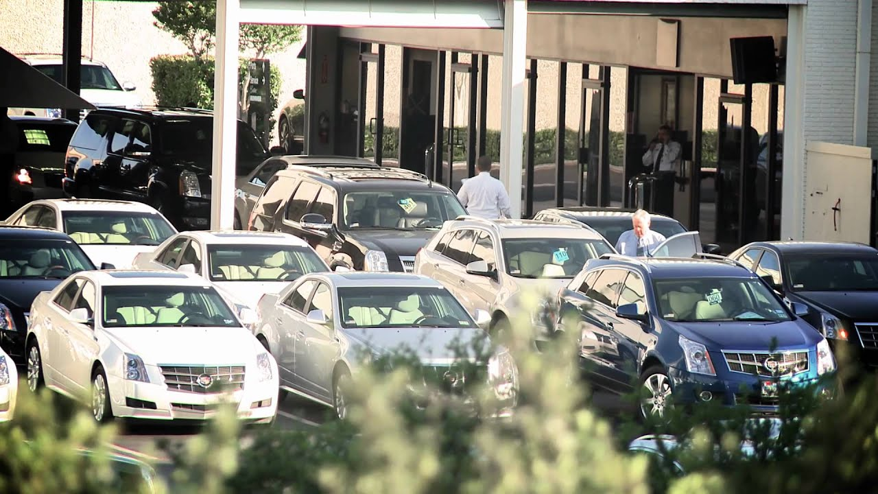 Sewell Cadillac Dallas >> Customer Experience At Sewell Cadillac Of Dallas