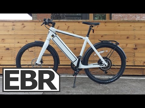 2015 Stromer ST2 Electric Bike Review