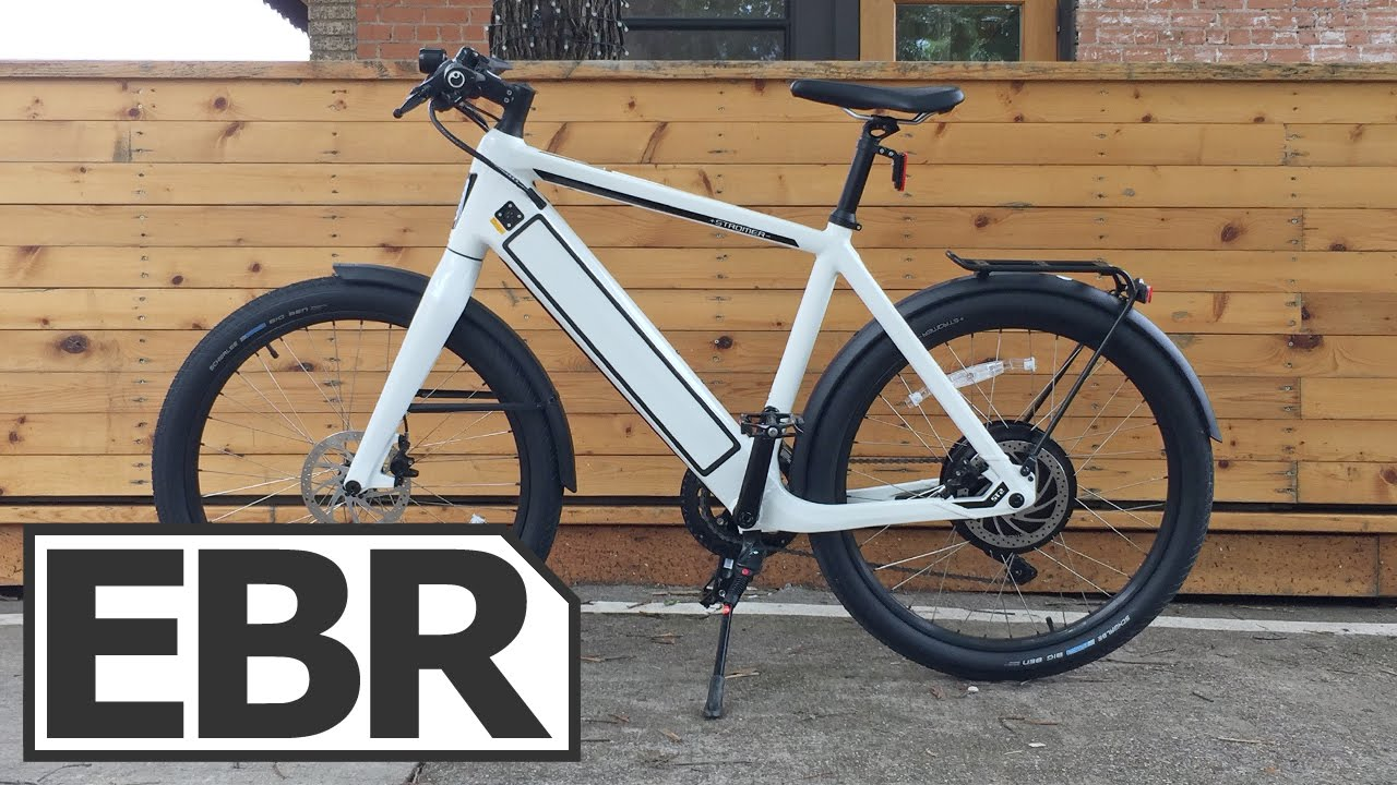 Electric Bike Review >> 2015 Stromer St2 Electric Bike Review