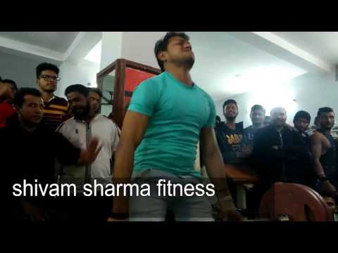 DEADLIFT COMPETITION  EXTREME FITNESS GYM BY SHIVAM SHARMA FITNESS