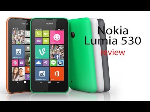 26dd6cd9a8d Nokia Lumia 530 review (en español) - YouTube