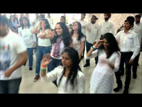 TTL Pune   FlashMob   Republic Day Celebration.