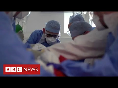 Coronavirus Frontline: The Fight To Save Lives In One Of London's Poorest Communities- BBC News