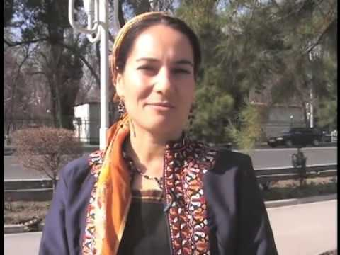 Women empowerment  Turkmenistan - French