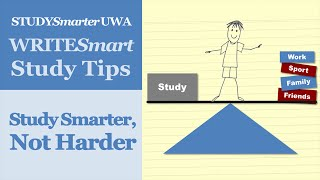 How to Study Smarter, Not Harder at UWA