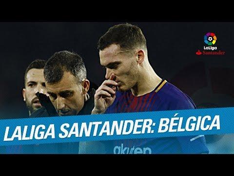 LaLiga Santander in the World Cup: Belgium