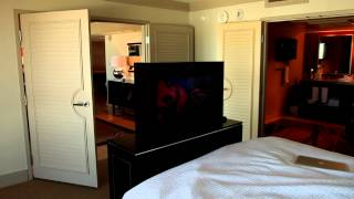 Two Bedroom Tower Suite Mirage Walk Through
