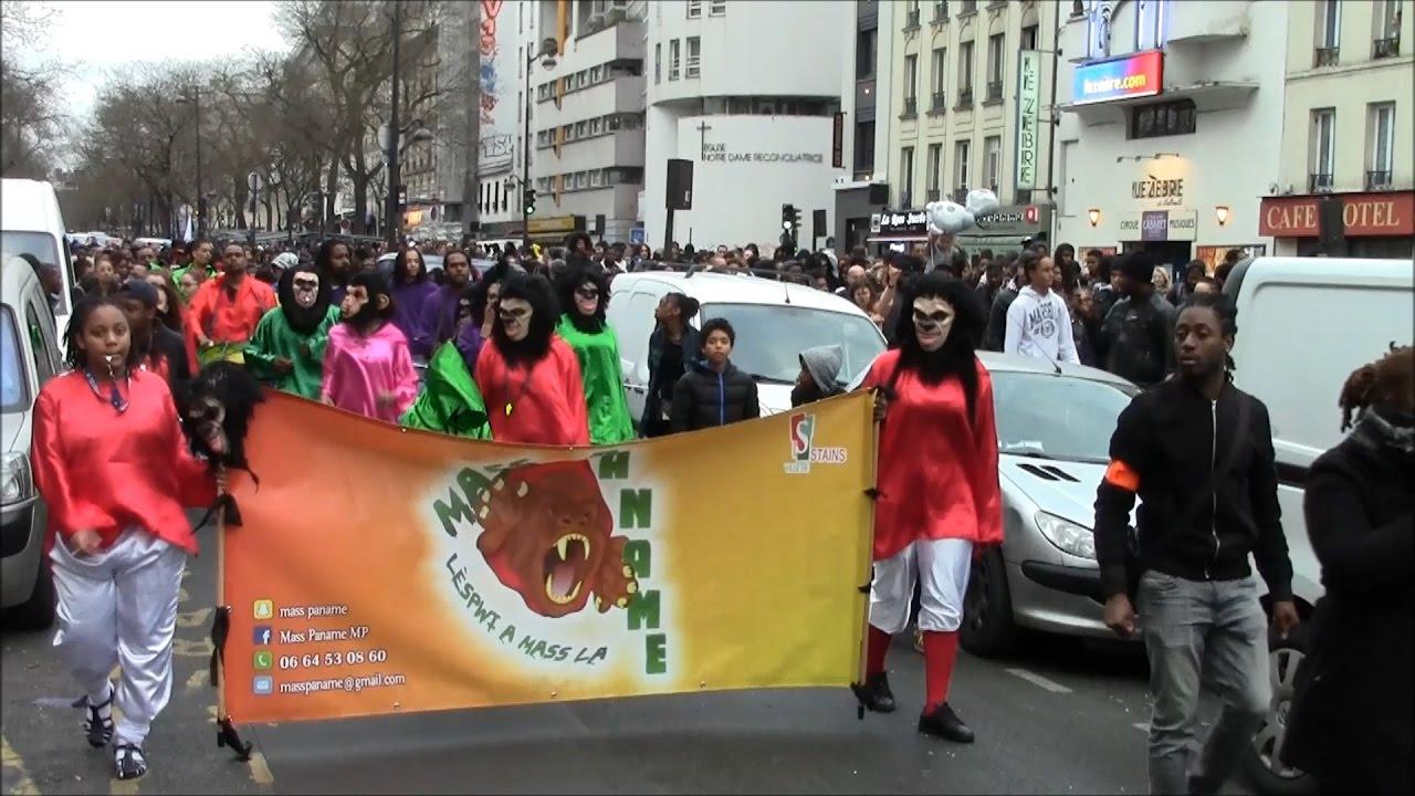 Carnaval de paris 2017 ti mass paname t m p youtube - Carnaval de paris 2017 ...