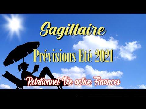 ☀️ SAGITTAIRE - ETE 2021 - 'APRES LA PLUIE, LE BEAU TEMPS'