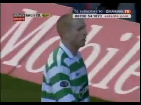 Neil Lennon showing the right attitude towards huns.