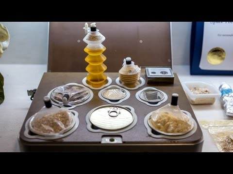 Tasting Astronaut Food: Inside NASA's Space Food Systems Laboratory