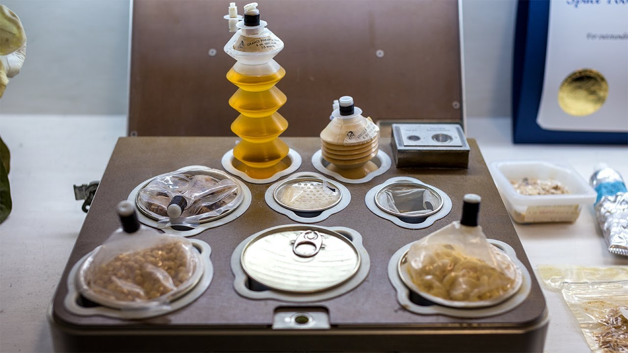 Tasting Astronaut Food: Inside NASA's Space Food Systems ...