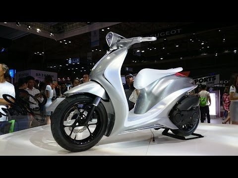 Yamaha Glorious Concept - Vietnam Motorcycle Show 2017