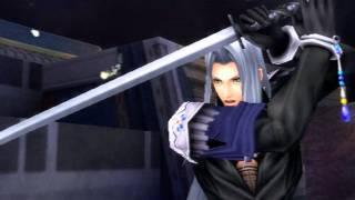 Dissidia Final Fantasy Cloud Story