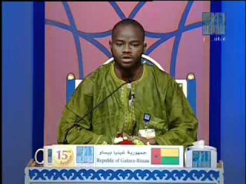 جائزة دبي الدولية للقرآن 2011 - غينيا بيساو Dubai Quran Guinea Bissau