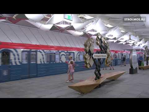 В Коммунарку пришло метро: видеообзор четырех новых станций