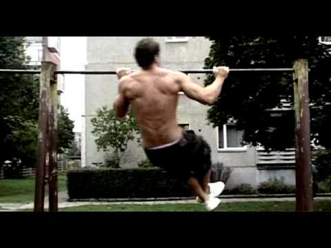 calisthenics workout Latvia part one
