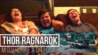 Thor Ragnarok Reactions