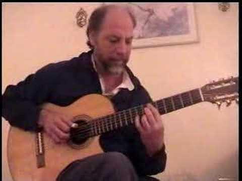 Mark Hill Fingerstyle guitar