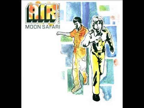 CD Air   Moon Safari 1998   05   Talisman