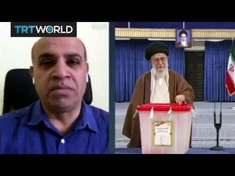 Iranian Presidential Election: Interview with Iran analyst Mahjoob Zweiri