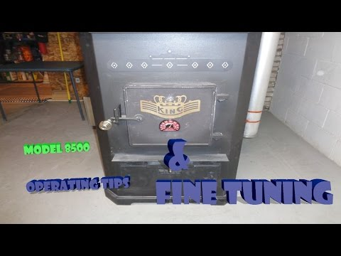 Us Stove Operating Tips Fine Tuning