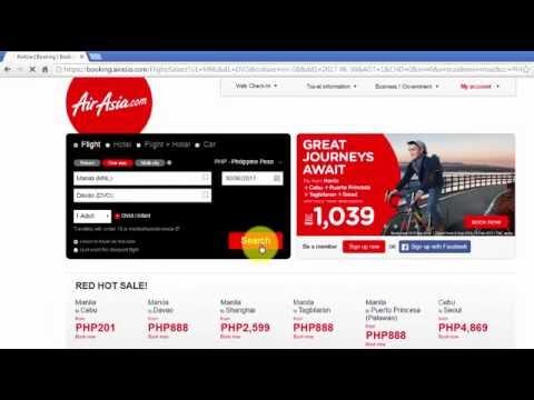 AIRASIA PROMO 2017 Red Hot Sale