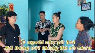 Chào đón Nghệ Sĩ Phương Dung Và Hà Trí Quang Về Quê HBT