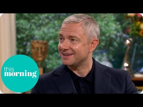 Martin Freeman Reveals He Contacted Real-Life Detective for New Drama 'A Confession' | This Morning