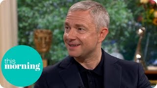 Martin Freeman Reveals He Contacted Real-Life Detective for New Drama 39A Confession39  This Morning