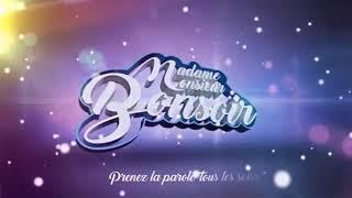 LE PRÉSIDENT  CLINTON BELLERYE À L'ÉMISSION MADAME  MONSIEUR  BONSOIR
